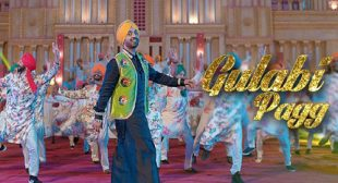 Diljit Dosanjh Song Gulabi Pagg is Out Now
