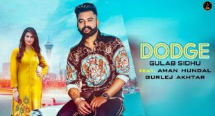 Gulab Sidhu – Dodge Lyrics