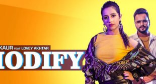 Modify Song – Gyan Kaur