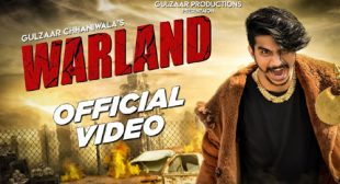 Warland Song Lyrics