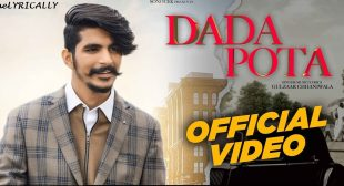 Dada Pota Gulzaar Chhaniwala Song Lyrics