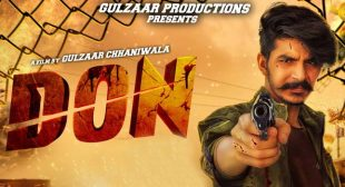 Don Lyrics – Gulzaar Chhaniwala